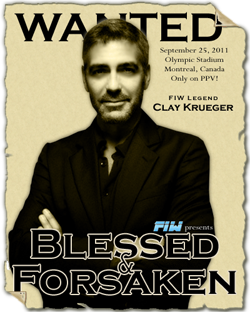 Clay Blessed