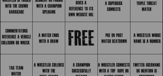 EW Bingo#1