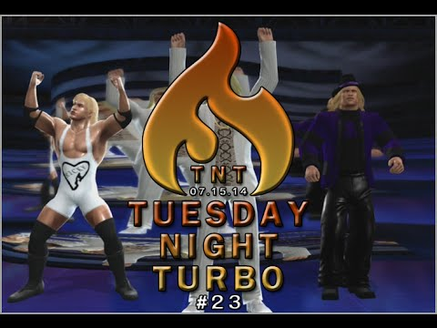 Tuesday Night Turbo 23 (vWrestling.com) 07.15.14